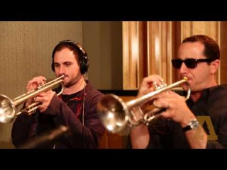 No BS! Brass Band - Get It On - Audiotree Live