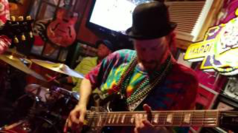 J W DUBBERS BLUES BANDS- FAT TUESDAY - AINT NOTHING BUT A HOUND DOG ADDISON, TEXAS
