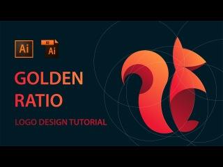 Learn How to Design a Logo With Golden Ratio   Adobe Illustrator Logo Tutorials