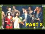 1 год мюзиклу Notre Dame de Paris  Musical in Russia 2003. Капустник! - Acto 2 Part 2