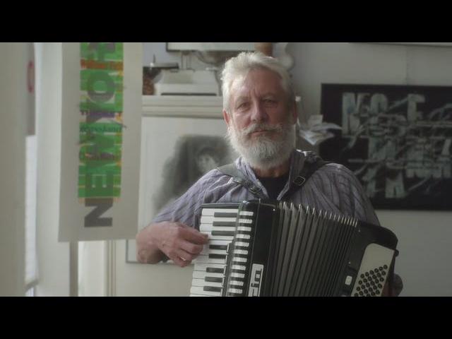 Alan Kitching and Monotype