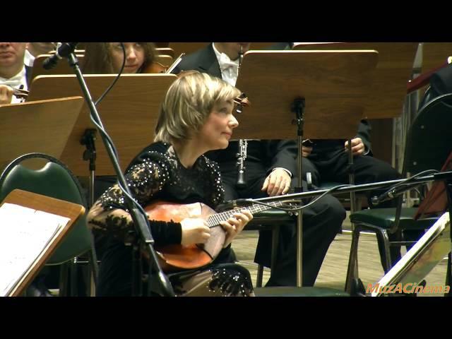 Raffaele Calace (Рафаэле Калаче) концерт №2 a-moll для мандолины с симфоническим оркестром.