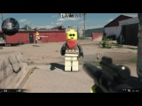 LEGO First Person Shooter [Прикол] / PlayGround.ru