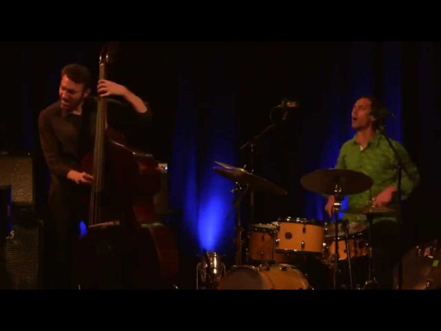 Hubro Label Night Moskus Building Instrument Mats Eilertsen Trio - live at NJS 24.10.14