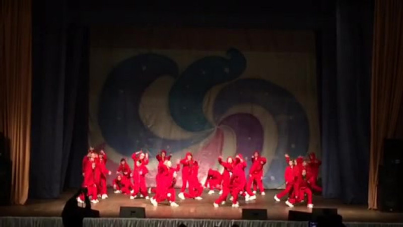 Конкурс Максимум танца 1-е место Danso VID-20170318-WA0000