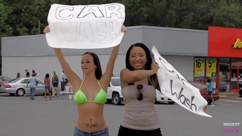 Sexy Car Wash 15 Sexy Girls Car Wash Asa Akira Ava Addams минет Ava Dalush Ava Devine Ava Koxxx 2017