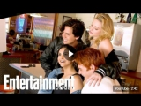 Riverdale Cast Tease Season 2 Details Behind The Scenes _ Cover Shoot _ Entertainment Weekly [RUS SUB]