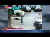 Видео убийства экс-депутата Дениса Вороненкова попало на камеру видеонаблюдения !ОРТ