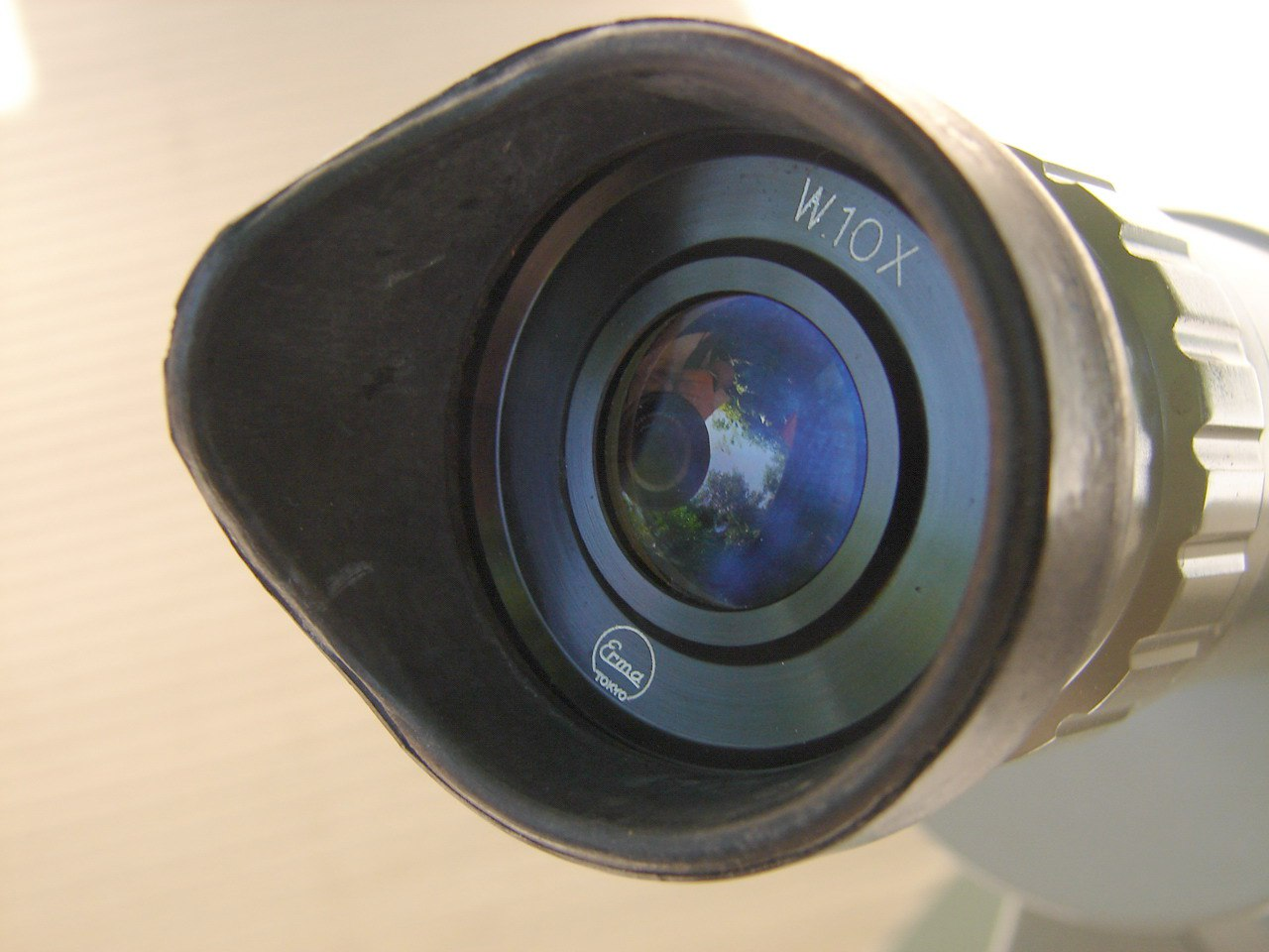 Оптика для микроскопа