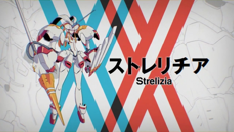 DARLING in the FRANKXX Character CM1