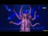 Танец Александры Киселёвой, Ирины Кононовой и Ольги Бараняй