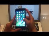 Копия Айфон iPhone 7 плюс с отпечатком пальца