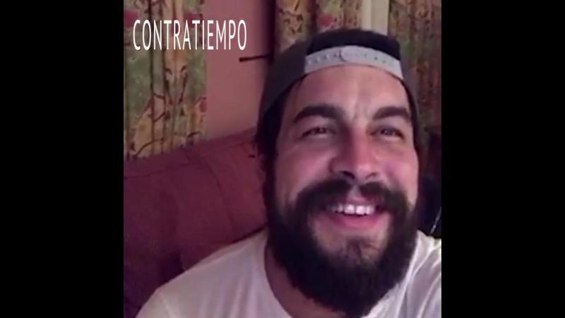 Mario envia un mensaje a sus fans de MÉXICO, pronto Contratiempo en sus cines 😉!