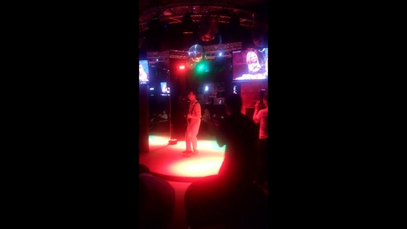 Выступление Павла Панченко на вокальном конкурсе Лучший голос весны