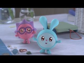 Малышарики - Фокус - серия 55 - обучающие мультфильмы для малышей 0-4 кукольный театр