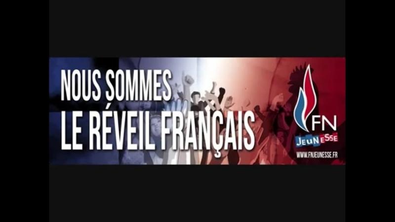 La marche du Front National (FNJ)