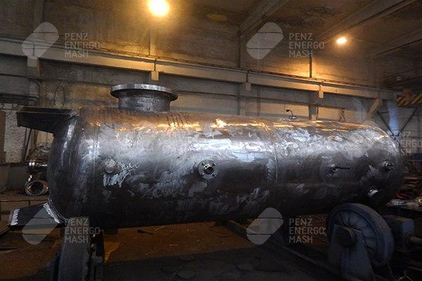 Производство ресиверов воздуха