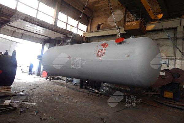 Ресиверы воздуха Р-4-4,0-12Х18Н10Т-УХЛ1