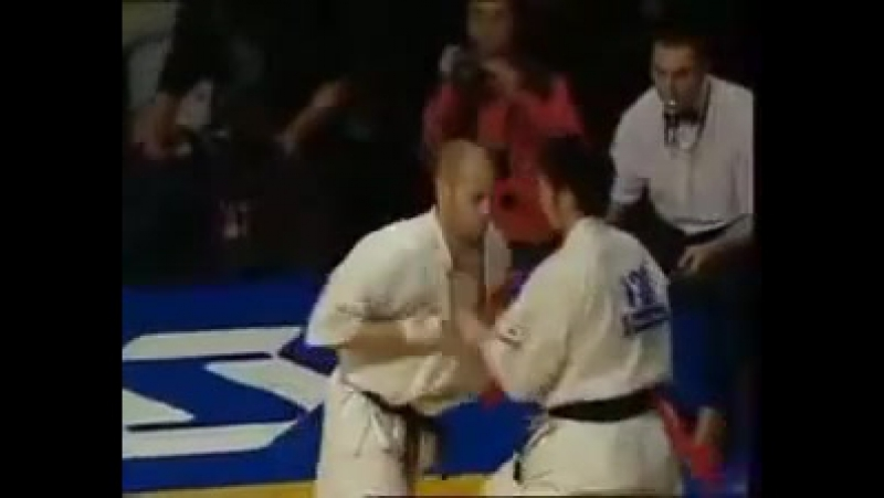 Фудзи Юскэ Japan vs Сергей Осипов Россия Кайман