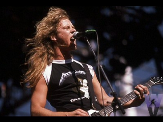 Metallica - 1985 ᴴᴰ Live - Creeping - Ride - Bells at Оakland Coliseum (MTV Day on the Green)