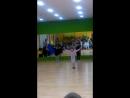 Показательные выступление художественная гимнастика 28.12.2016 студия фитнеса FreshFit
