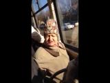 Бабка троллит в трамвае. Краснодар. Часть 1.