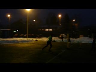 На стадіоні ЗОШ №9 тренуються вихованці ДЮФК