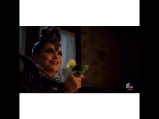 Evil Queen and Wanda Maximoff