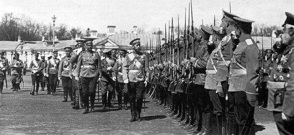 Николай II в объективе фотографа двора Его