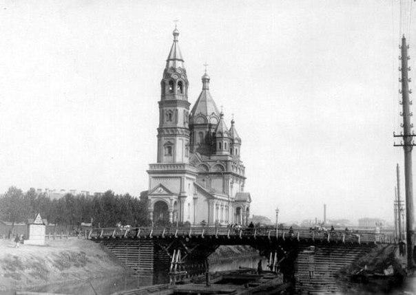 Полковой храм св. Мирония лейб-гвардии Егерского Его
