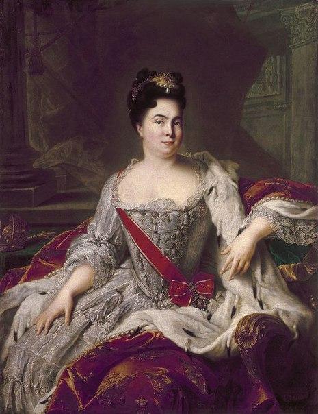 Жена Петра Великого