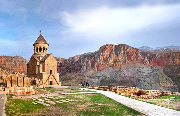 Церковная архитектура Армении