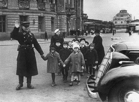 Что умел советский милиционер?
