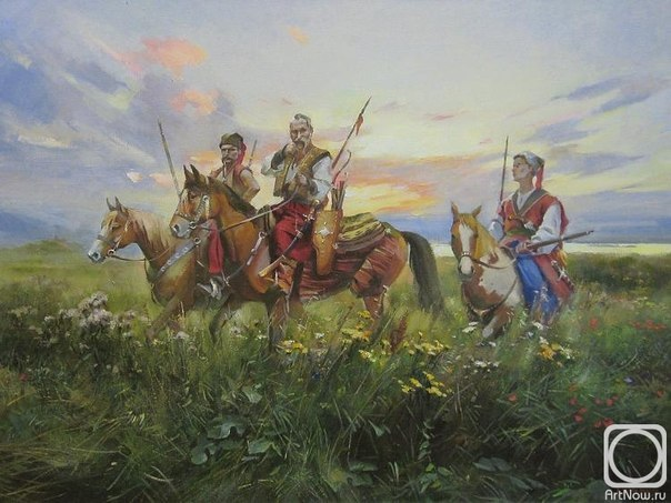Возникновение казачьих чинов относится к царствованию Павла