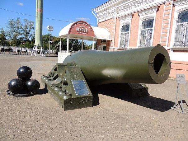 Музей истории Мотовилихинcкого завода и пермская Царь-пушка