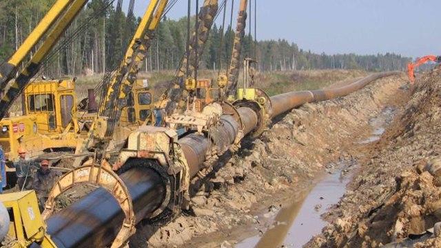 Для строительства трубопроводов