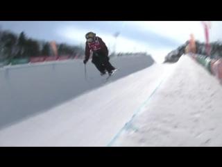 Torin Yater-Wallace on top in Korea