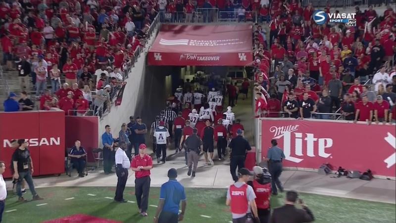 NCAAF 2016 / Week 12 / (5) Louisville Cardinals - Houston Cougars / 3 / 17.11.2016 / RU Viasat Sport И. Знаменский, Д. Захаров