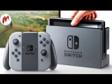 Nintendo Switch Presentation 2017 c Игроманией