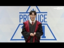 PRODUCE 101 season2 ArdorAbleㅣHa Sungwoon | 161212 EP.0