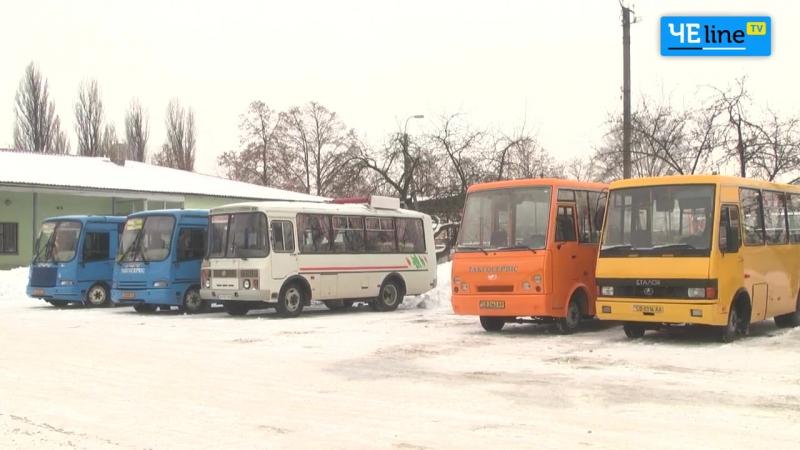 На оновлені маршрути в Чернігові вийдуть майже 30 нових автобусів