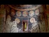 Иконы и роспись Охрида Византии храма св.Софии