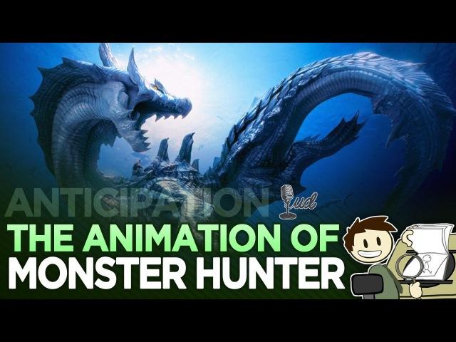 Упреждение - Анимация боёв Monster Hunter - Доп. Кадры @Дядя Димыч