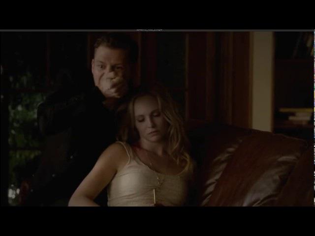 Дневники вампира 4х13 Клаус не дал Кэролайн умереть