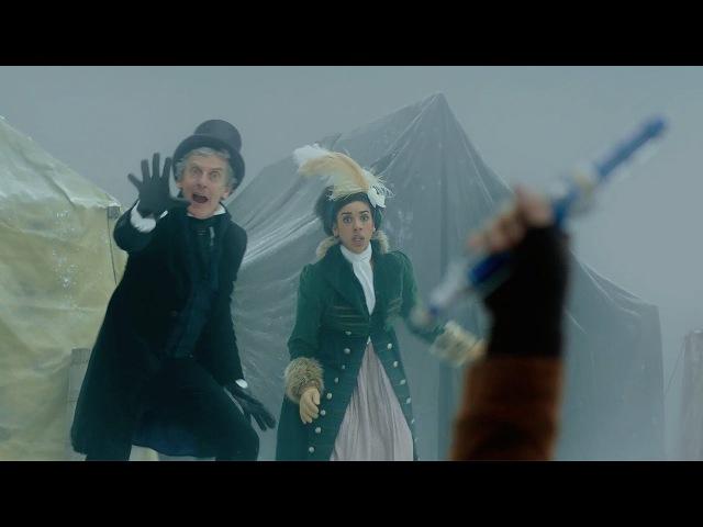 Трейлер к 3 серии 10 сезона Доктор Кто под названием Тонкий лёд