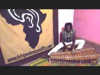 Démonstration Balafon - Doubassin SANOGO, Burkina Faso