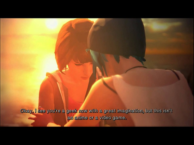 Life Is Strange Episode 1 Ending Final Cutscene