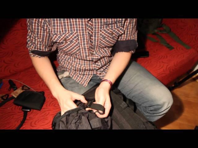 Тактический рюкзак Splav «Десантный М» (40 л). Обзор