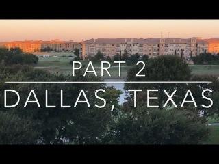 TRIP TO DALLAS (part 2) | Путешествие в Даллас, Dave Buster's | FLEX USA