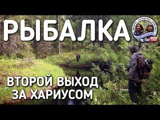 РЫБАЛКА / ЛЕТО 2017 / ЛОВИМ ХАРИУСА / ИЩЕМ БЛЕСНА / БРАТЬЯ ПРИХОДЬКО